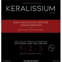 """Keralissium - Lissage Brésilien """"Nouvelle Génération"""""""