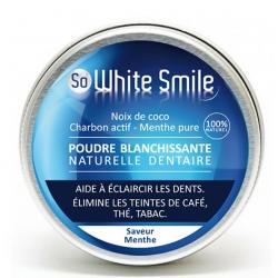 Poudre Blanchissante Dentaire au Charbon 15g