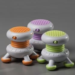 Mini-masseur Zen vibrations & infrarouge