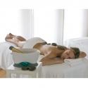 Massage zones reflexes